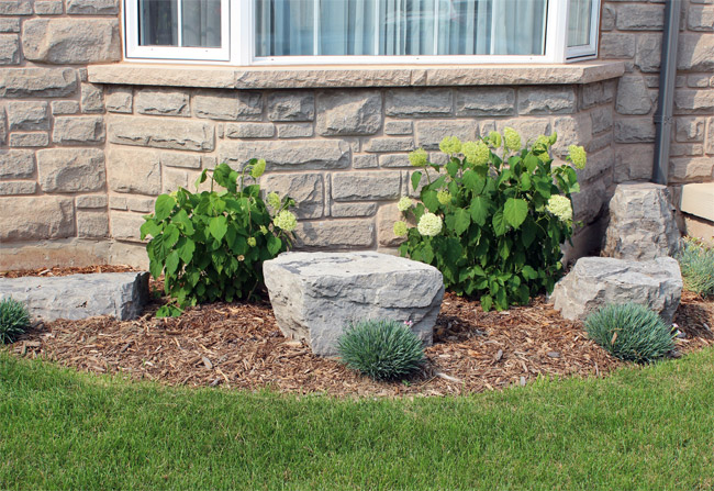 nutri turf landscaping stones rocks photo gallery